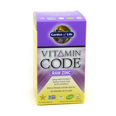 Promo Spesial Zinc Capsules zinc vitamin code by garden of 60 capsules