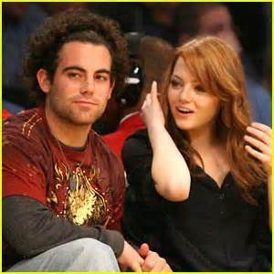 emma stone brother emma stone is a lakers lady emma stone just jared jr