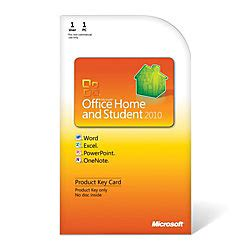 microsoft office home and student 2010 product key by