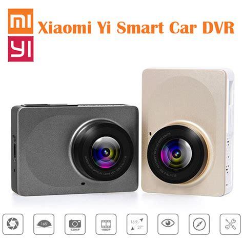 Sale Xiaomi Xiaoyi 1080p Wifi Car Dvr With Adas Sistem Hita original international edition xiaomi yi smart car dvr wifi xiaoyi dash 165 degree adas
