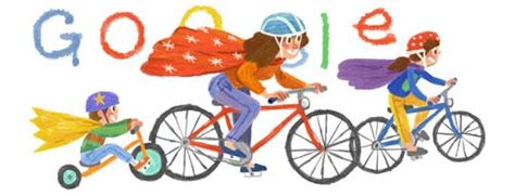 doodle ibu selamat hari ibu internasional