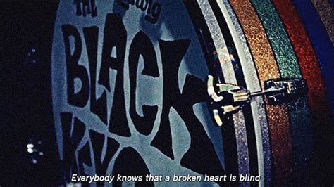 Everybody Knows That A Broken Is Blind the black el camino band