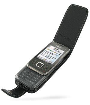 Casing Hp Nokia E66 pdair leather flip nokia e66