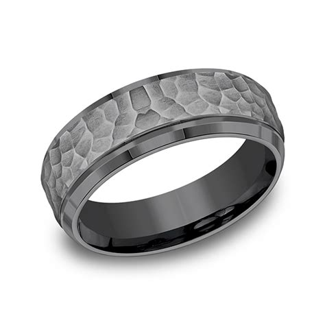 Wedding Bands Ta by Tantalum Comfort Fit Design Ring Cf675483 Wedding Bands