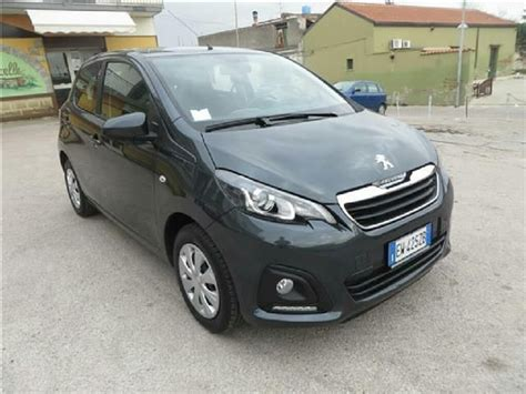 peugeot 101 for sale sold peugeot 108 vti 68 5 porte ac used cars for sale