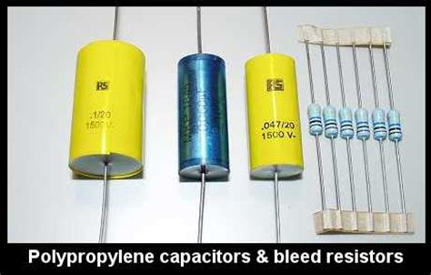 High Voltage Capacitors For Tesla Coil High Voltage Capacitors For Tesla Coil Tesla Image