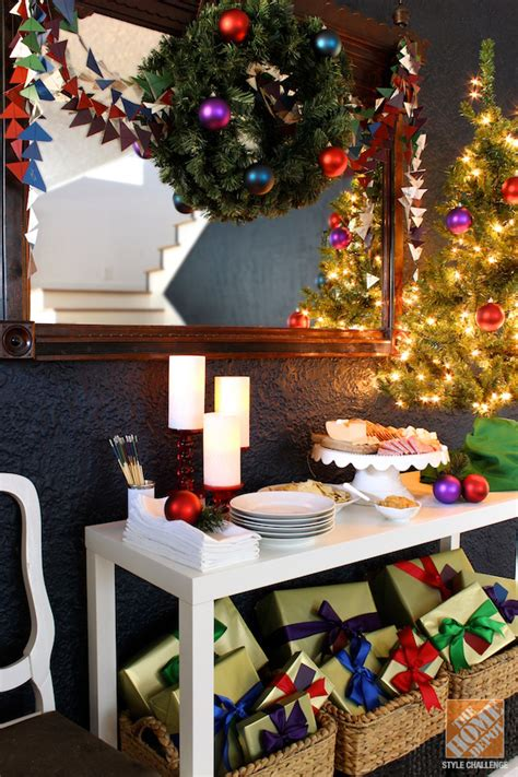 christmas themes with tone christmas party decorations a gorgeous holiday table