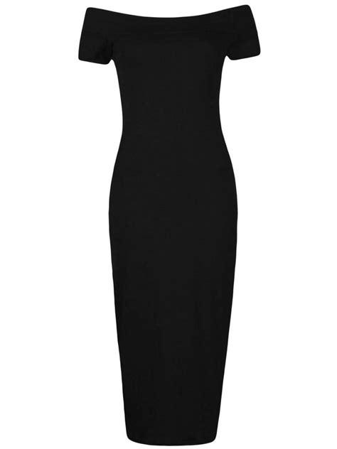 Dres Black black midi dress dressed up