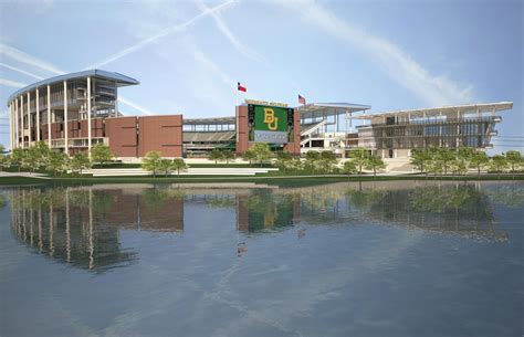 design center waco texas baylor regents authorize feasibility study and fundraising
