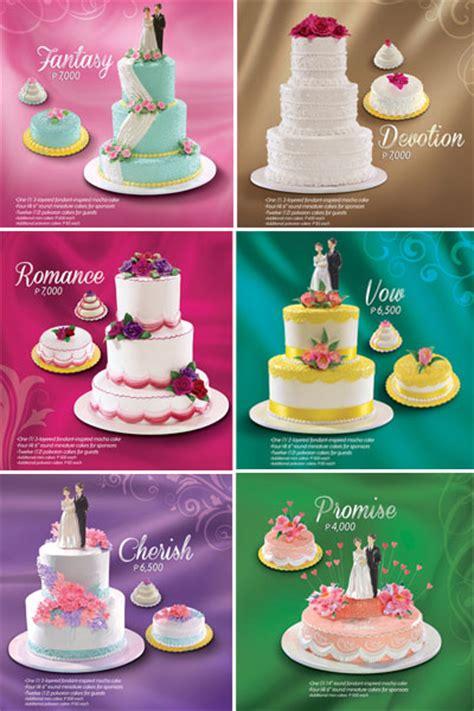 Wedding Cake Goldilocks by Goldilocks Cebu Wedding Cake Shops Cebu Wedding Cake