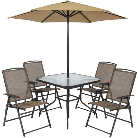 Outdoor Folding Dining Table Patio Dining Sets Outdoor Dining Chairs Sears