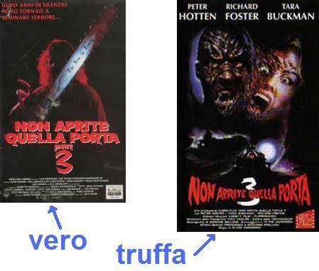 non aprite quella porta 3 1990 titoli italioti 14 puntata sequel fasulli iii
