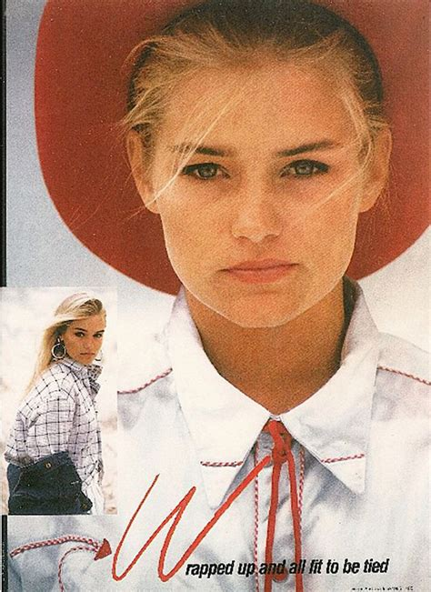 yolanda foster modeling photots yolanda hadid s fierce throwback modeling photos the o