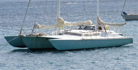 catamaran vs monohull ocean sailing can catamaran sailboats make good offshore cruising sailboats