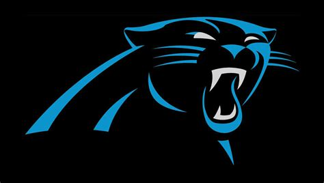 what color is a panther carolina panthers logo carolina panthers symbol meaning