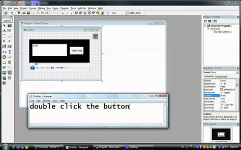 tutorial visual basic 2013 pdf open excel file using visual basic 6 visual basic 6 0