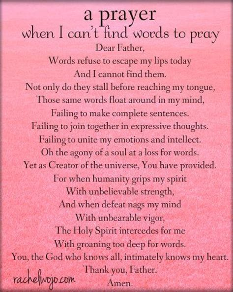 A Prayer When I Can T Find Words To Pray Dr Who Search