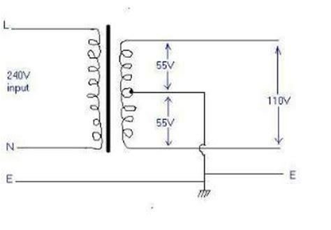 cte in 240 110v transformers ecn electrical forums