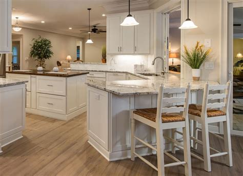 kitchen with island and peninsula a kitchen peninsula better than an island