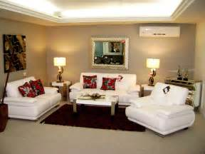 Decoracion de salas modernas para espacios peque 241 os colores para
