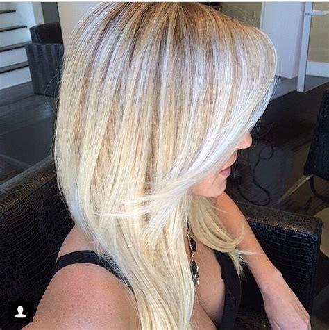 platinum blonde 27 piece hair 27 best medium length hair images on pinterest short