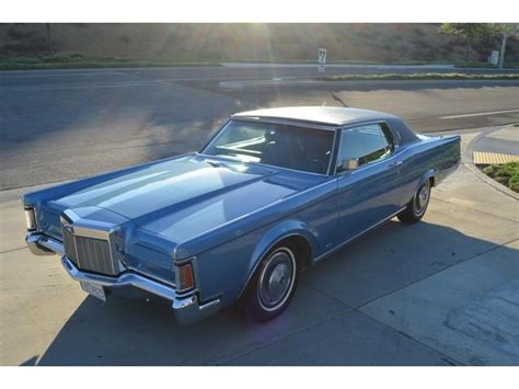 1971 lincoln continental 3 1971 lincoln continental iii for sale on classiccars