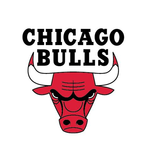 Chicago Bulls Logo Outline by Image Of Chicago Skyline Clipart Seattle Skyline Outline Clip Library