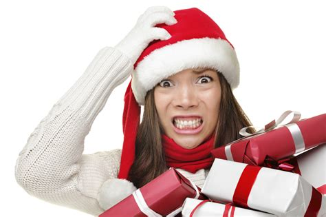 is christmas stress driving you crazy by nancy weshkoff