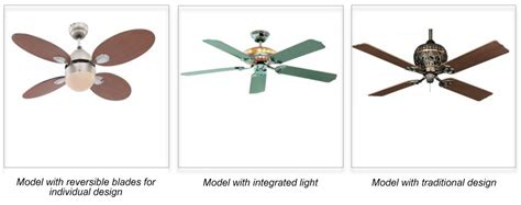 different types of fans success of the ceiling fan