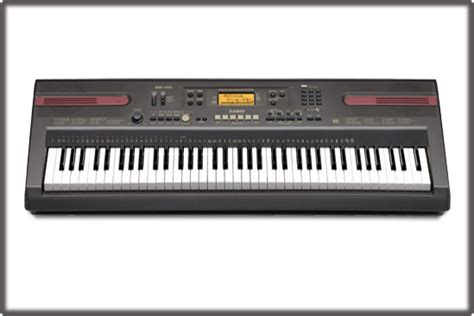 Keyboard Casio Wk 110 Casio Wk 110 Image 487361 Audiofanzine