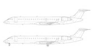 Line Drawing Templates by Bombardier Norebbo