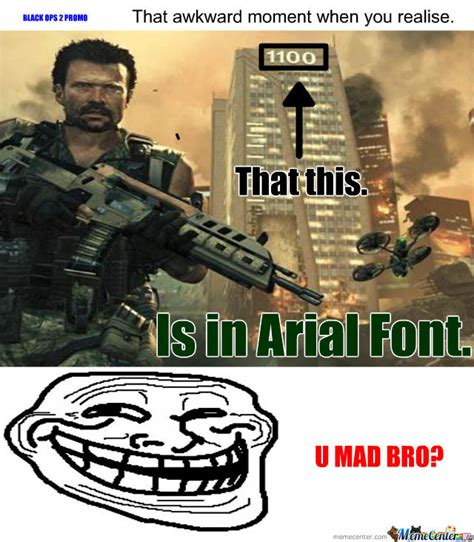 Black Ops Memes - black ops 2 flawed as always by stacyjcomegan meme center