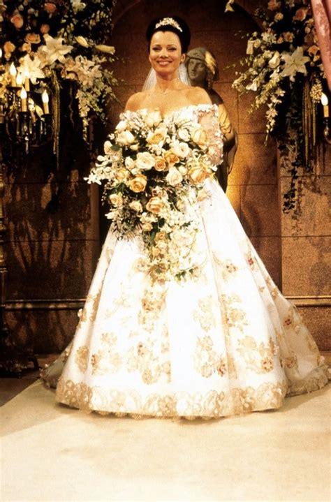 Nanies Dress nanny fran drescher wedding dress view