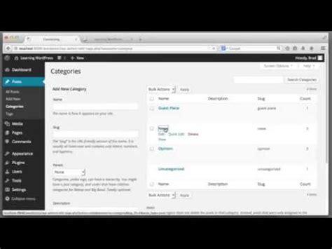 wordpress tutorial loop wordpress custom loop wp query tutorial for beginner youtube