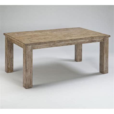 mestler dining table mestler dining table weathered pine signature design by