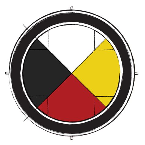 medicine wheel template medicine wheel template pictures to pin on
