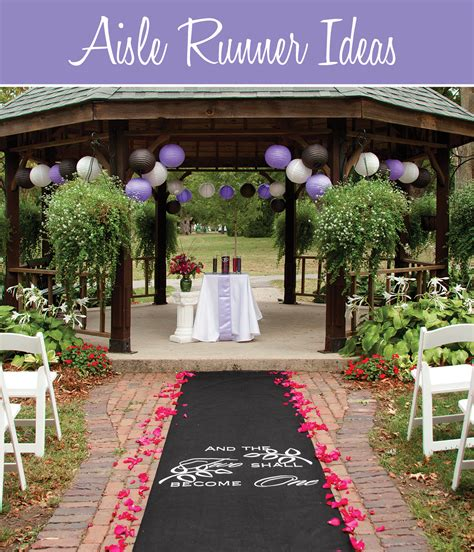 Wedding Aisle With Petals by Inspirational Wedding Aisle Runner Flower Petals 69