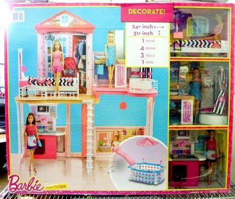 3 story townhouse floor plans target barbie dream new mattel barbie house 2 story 3 dolls girl dream