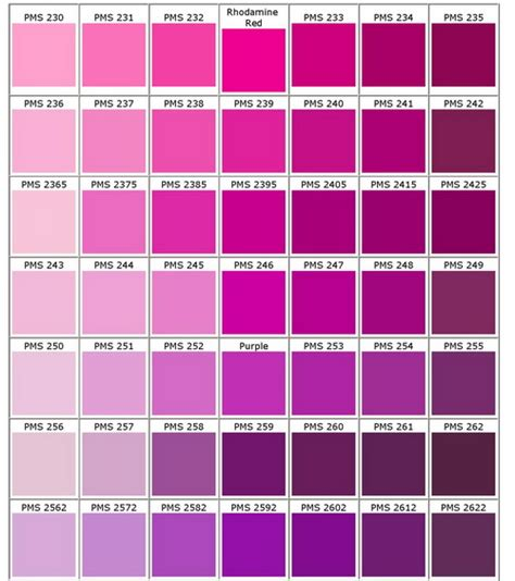 colors that match pink pantone pink pink perfection pinterest pantone
