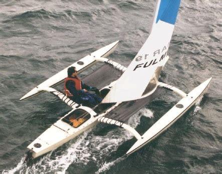 trimaran pik fulmar 19 trimaran for sale boat design net