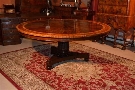 6ft round dining table regent antiques dining tables and chairs tables
