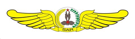 Wings Saka Bhayangkara lambang sayap elang clipart best