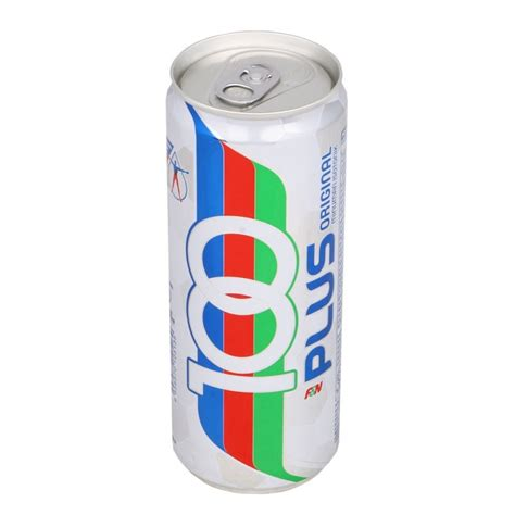Plus 100 Original 100 Plus Canned Drink 325ml