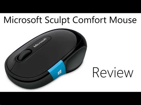 microsoft sculpt comfort keyboard and mouse unboxing e recensione di microsoft sculpt comfort mouse