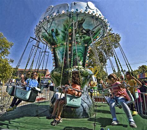 swing amusement ride carnival swing ride it s amazing most carnival rides