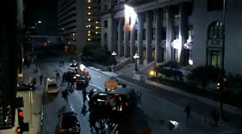Dallas Municipal Court Records Robocop 1987 Filming Locations The District