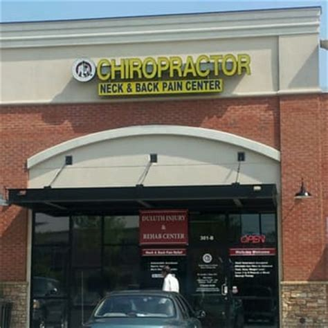 Sally Wa Detox Center by Duluth Injury Rehab Center 20 Photos Chiropractors