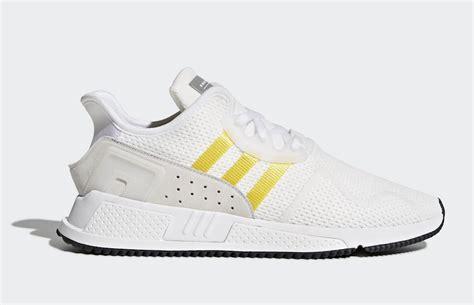 adidas eqt cushion adv yellow stripes cq2375 cq2999 sneaker bar detroit