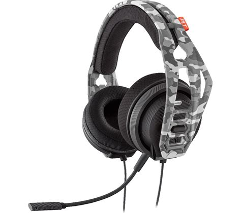 Headset Rig plantronics rig 500hs gaming headset arctic camo deals pc world