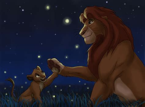 this is the lion kings simba and mufasa in real life mufasa quotes quotes